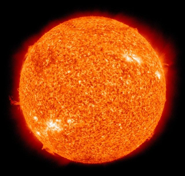 Le soleil, une source d'énergie écologique